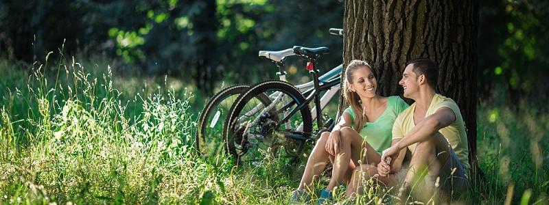 Couple Bikes