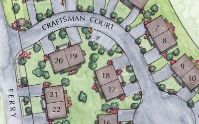 Craftsman Village, Grafton, Massachusetts
