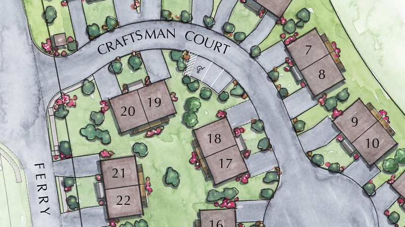 Grafton Site Plan