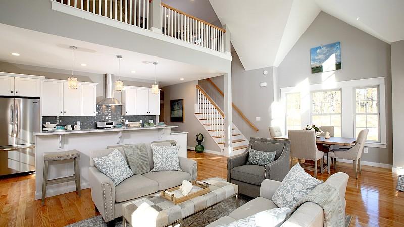 Bolton Living Area