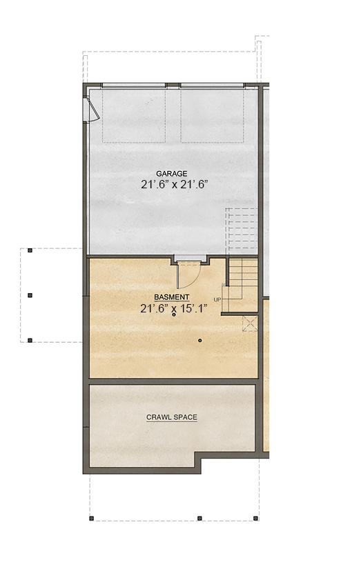 Foundation/Basement Plan