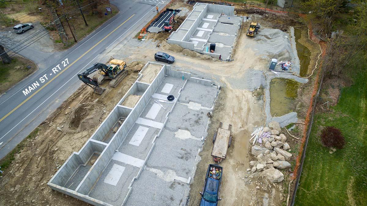 Acton Under Construction
