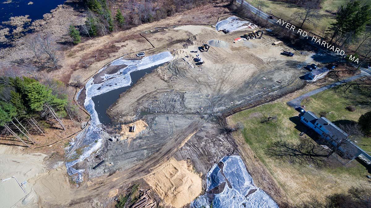 Harvard Under Construction